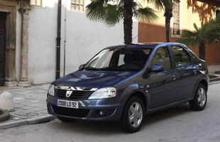 Dacia Logan po liftingu z 2008 roku
