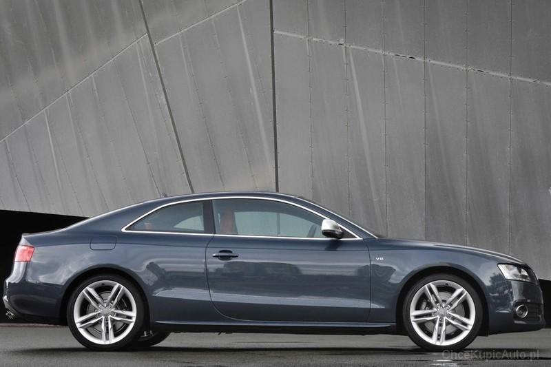 Audi A5 1.8 TFSI 160 KM 2007 coupe skrzynia ręczna napęd przedni ...