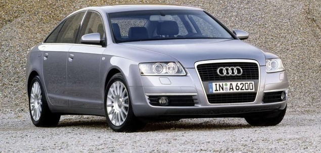 2004 Audi A6 Avant 27 Tdi C6 Related Infomationspecifications