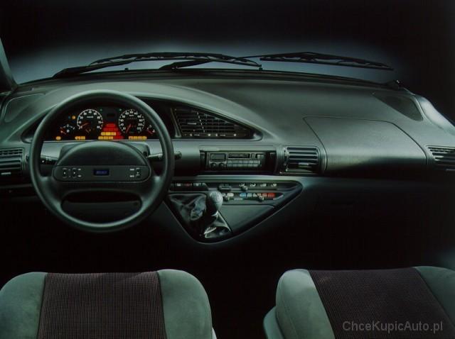 Fiat Ulysse 1998. Fiat Ulysse I 1.8 99 KM