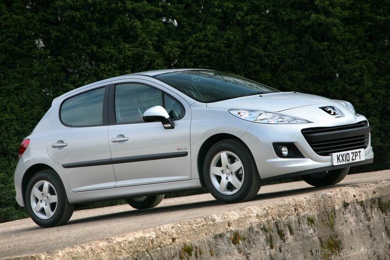 Peugeot 207 1.4 HDI 68 KM 2008 hatchback 5dr skrzynia ręczna napęd ...