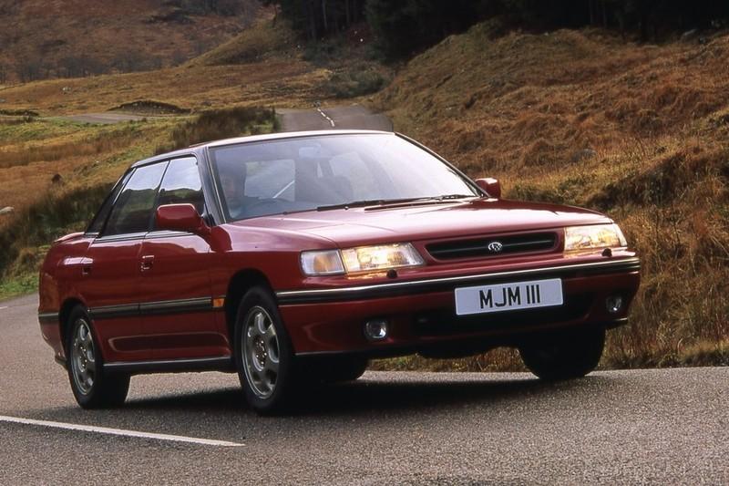 1989 Subaru Legacy Wagon 2 0 Tz Automatic Related