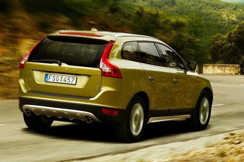 Volvo XC60 I 2.4 D5 185 KM 2008 SUV skrzynia ręczna napęd 4x4 ...
